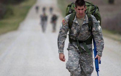 Rucking Through Varied Terrain, Maintaining the Pace Tips