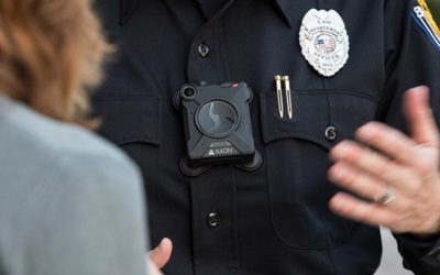 Taser Changes Name to Axon, Offers Free Body Cameras to LEOs for One Year