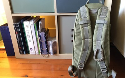 Building a Bolt Bag: Being Prepared to Go At Any Moment