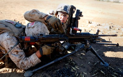 Watch: Marine Corps School of Infantry Weaponry