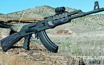 All-American AK: The Century Arms C39 7.62x39mm Rifle