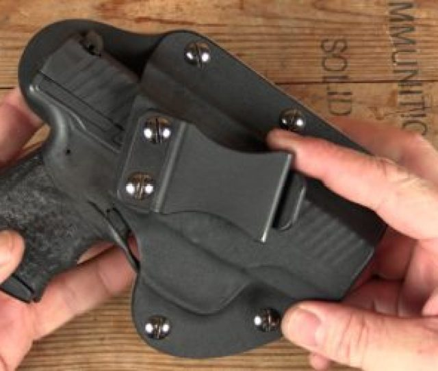 Raw Dog Tactical Holsters As If Theres Nothing There  C B Concealed Carry