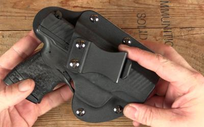 Raw Dog Tactical Holsters: As if There's Nothing There