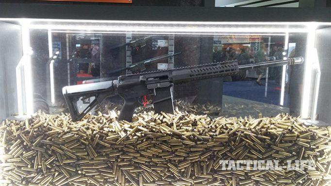Taurus T4SA: A Brand New 5.56mm Carbine for 2017