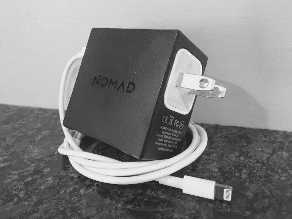 NomadPlus iPhone Charger | Own Less, Live More