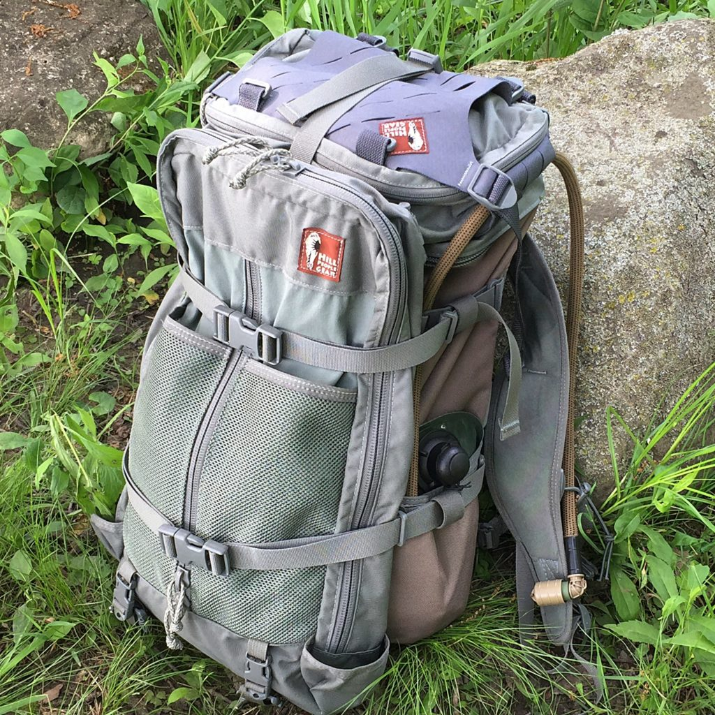 Hill People Gear FrankenPack Review: Umlindi, Connor, and M2016