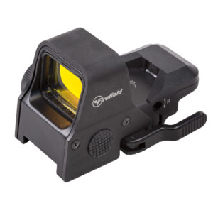 Firefield Impact Reflex Sights ready for hard-hitting action!
