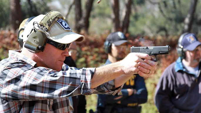 Why a Navy SEAL Trains Shooters with Glock Pistols