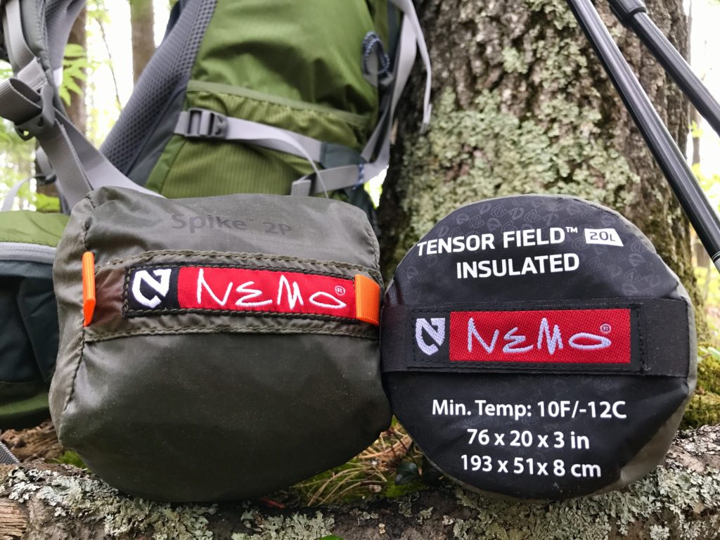 Nemo Spike 2P Ultralight Tent | Review