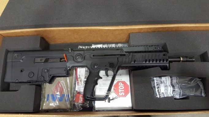 IWI US Ships Out the Tavor X95 Bullpup in .300 Blackout