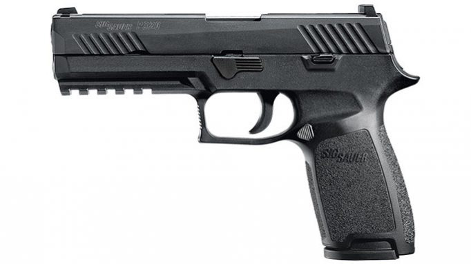 Loudoun County Sheriff's Office is the Latest LEA to Pick the Sig Sauer P320