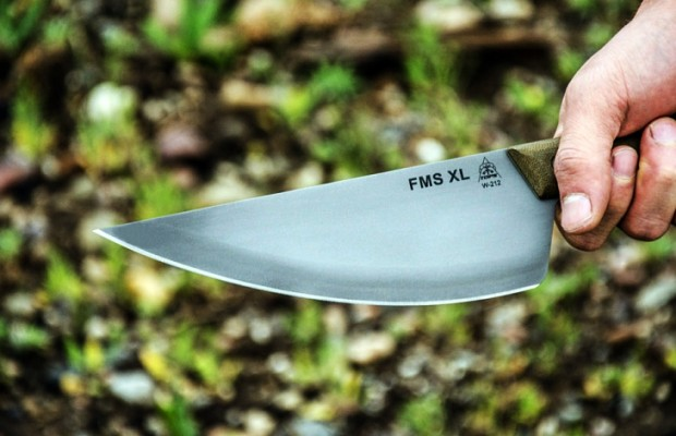 TOPS Knives Targets Your Kitchen with FMS XL