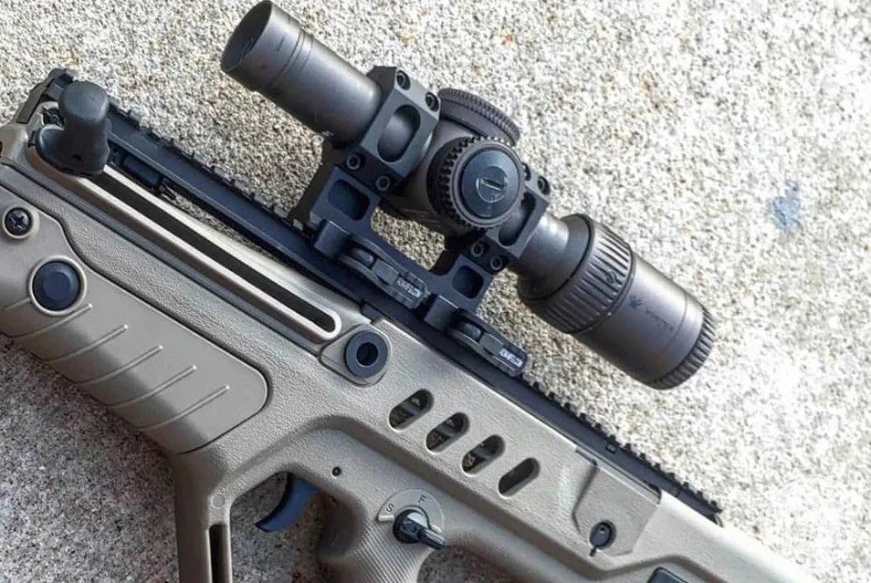 American Defense MFG Tavor Height Sights