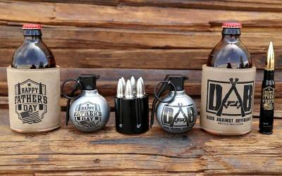 Father's Day Gift Guide | Breacher Up!