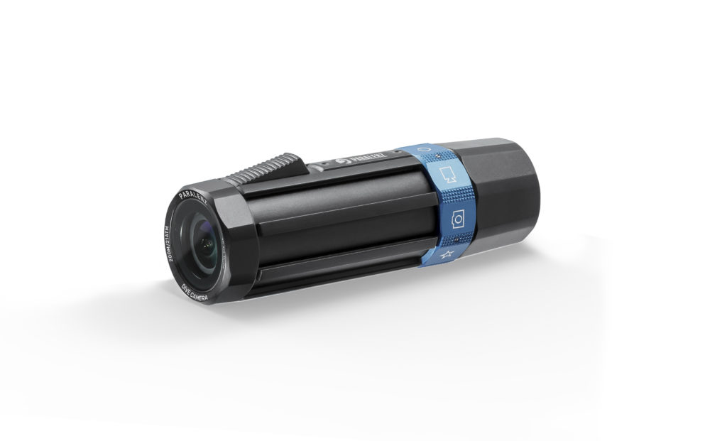 World's First Action Camera for Divers