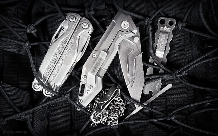 Tradecraft Titanium EDC Kit