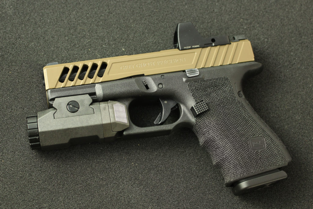 Grey Ghost Precision Custom GLOCK Slide