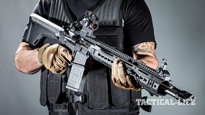 Gun Test: Black Dawn Armory's BDR-10 7.62mm AR