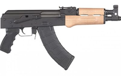 Now Shipping: Century Arms' US-Made Draco AK47 Pistol