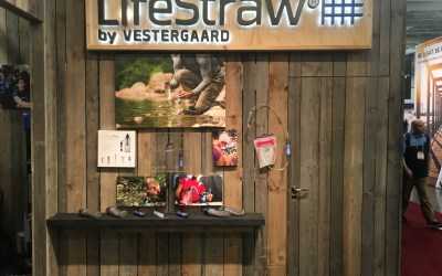 Outdoor Retailer 2017 | LifeStraw