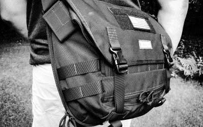 Vanquest Skitch 12 Messenger Bag | First Look