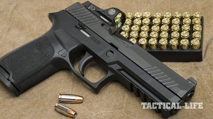 Reporting for Duty: Sig's P320 RX Full-Size 9mm Pistol