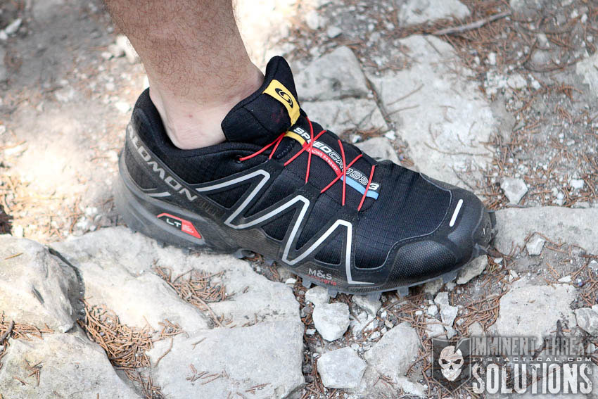 The Salomon Forces line was introduced in early 2016 to offer footwear geared towards the Military and Law Enforcement