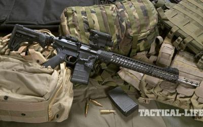 This Tricked-Out Sharps Bros. Jack10 Turns Heads at the Range