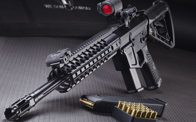 Wilson Combat AR9: Tactical-Life's 'Gun of the Month' for July 2017