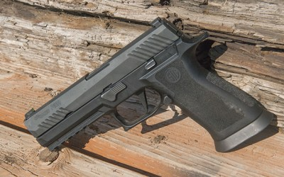 Is the Sig P320 Pistol Worthy of All the Post-Army Contract Hype?