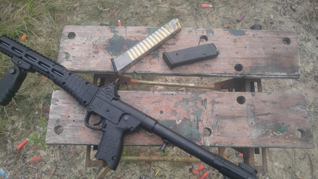 31 rounds of fun   The ETS Glock magazines