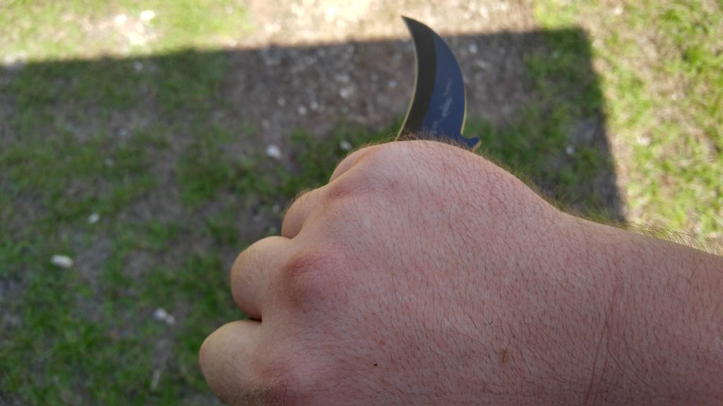 The Emerson Karambit   A traditional combat knife