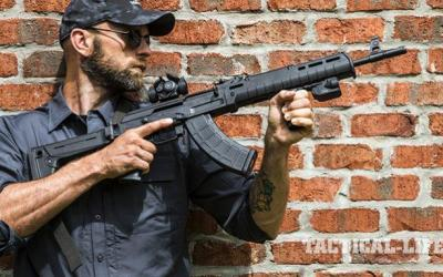 Doomsday AK: Century Arms' C39v2 Is Your SHTF Insurance