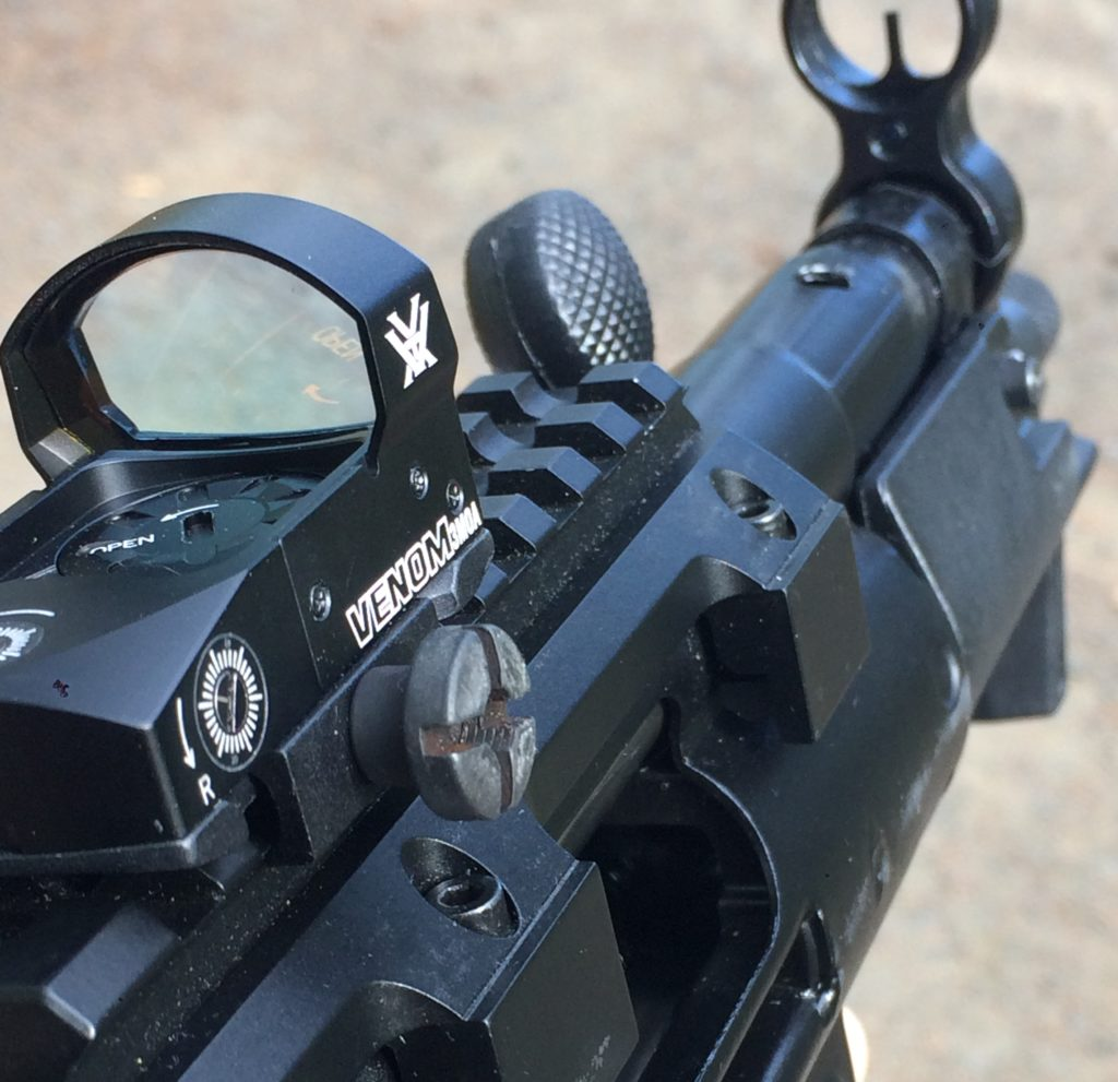 Vortex Venom 3 MOA Red Dot optic