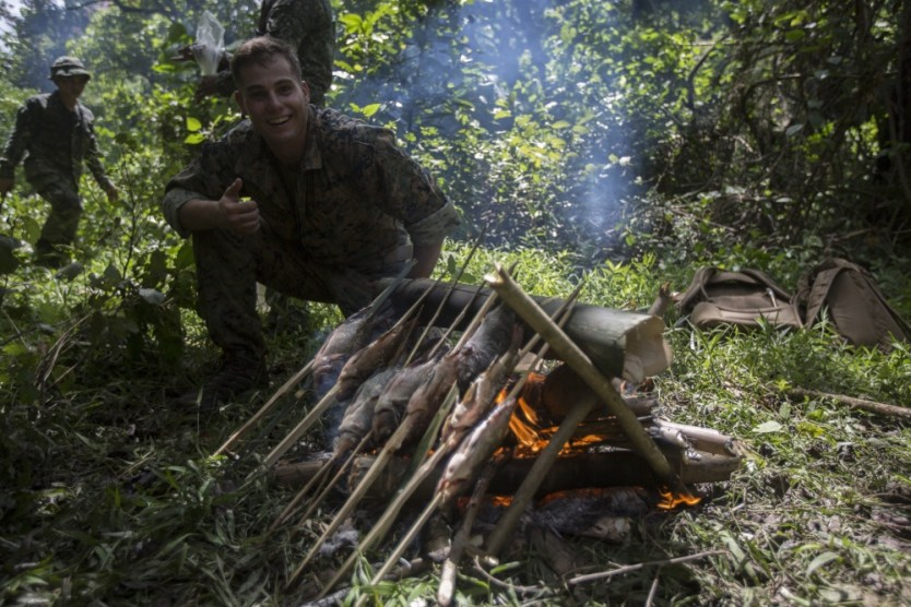 Loadout Room photo of the day | PHIBLEX 15 Jungle Environment Survival Training with 3D Recon