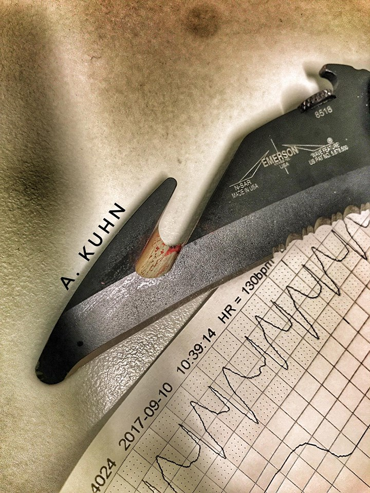 Loadout Room photo of the day | Emerson Knives