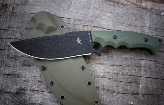 Morgan Koens Rolls Out First Production Knife with Kizer