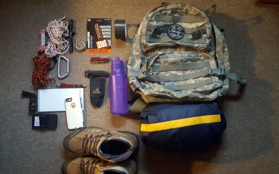 National Preparedness Month…What's in Your Go Bag?