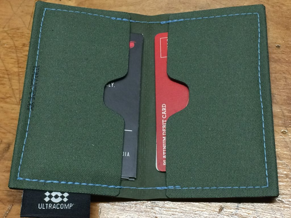 Blue Force Gear Micro Wallet   Valuable(s) protection