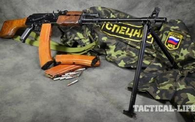 Russia's RPK-74 LMG: A Faithful Servant Since 1974