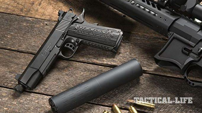 ATF Releases List of the 10 States with the Most Registered Silencers