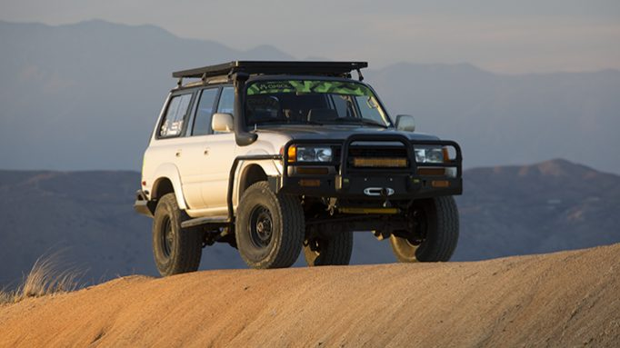 The ADV80: The Pinnacle Bruiser of Custom Land Cruisers