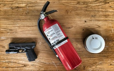 Hard lessons about home security (Part 2): Expect the worst, especially when it comes to fire