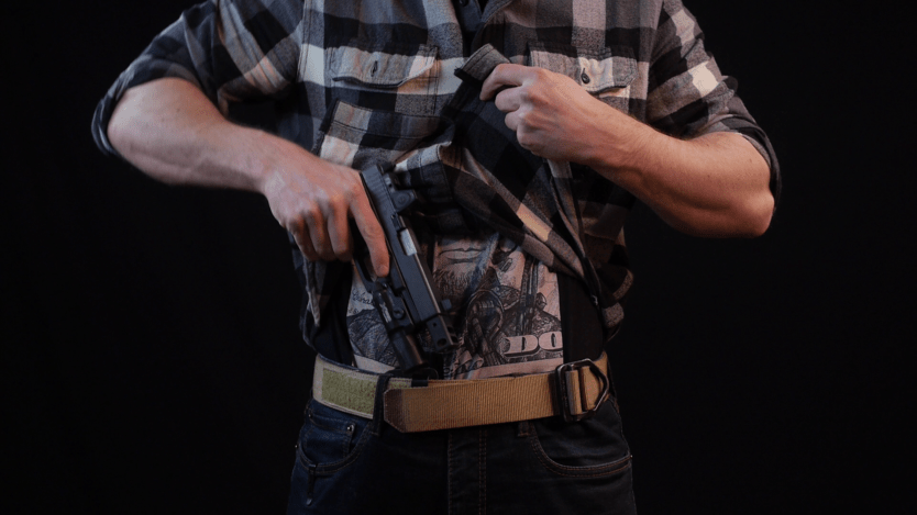 Watch: Basics of Conceal Carry Holsters