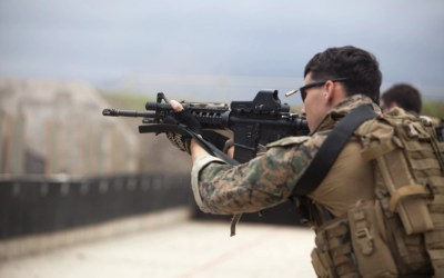 Watch: Marine Corps Force Recon Training | Swift, Silent, Deadly