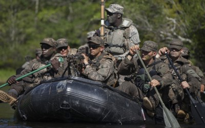 Loadout Room photo of the day | Florida Phase of Ranger School