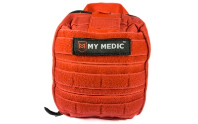 MyMedic | MyFAK: Adaptive, functional, and indestructible first aid kit
