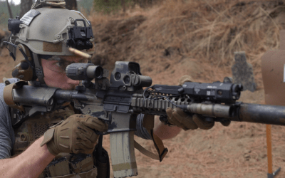 Watch: MK18 Mod 1 short barreled rifle setup