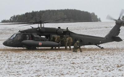 Loadout Room photo of the day | US Army Black Hawk facilitates NSOCM at ISTC