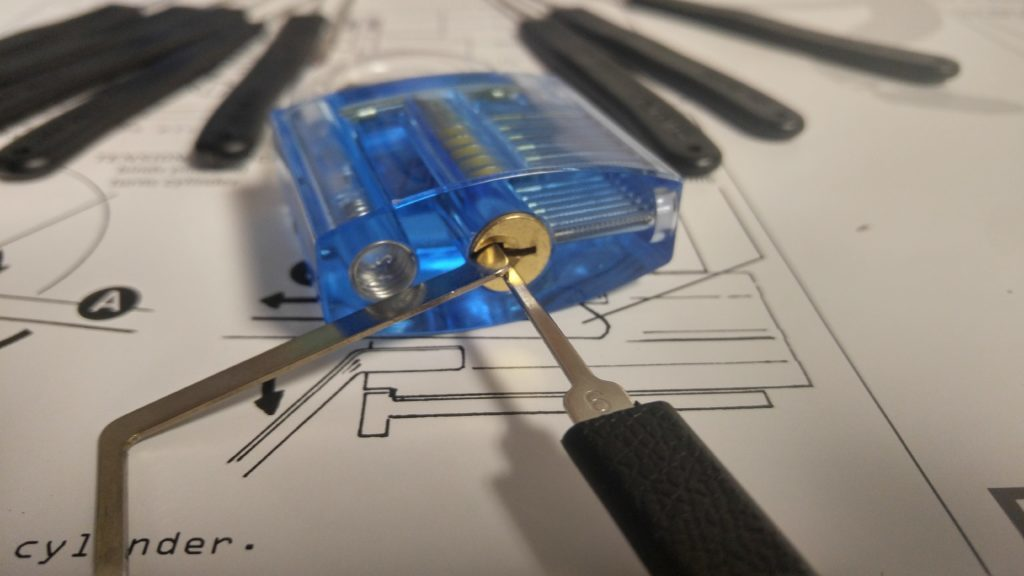 Secure Pro Lock pick Kit: Your gateway to surreptitious entry